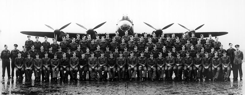 The Dambusters - 617 Squadron Group