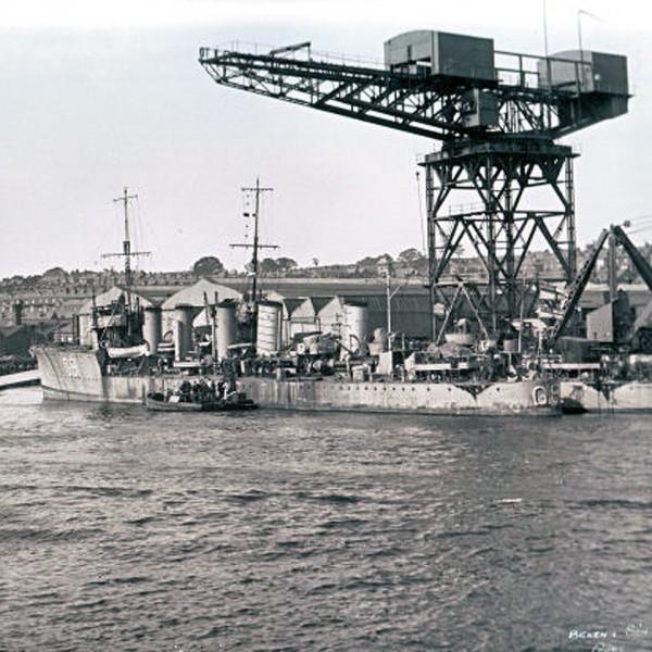 John Samuel White Shipyard, Cowes