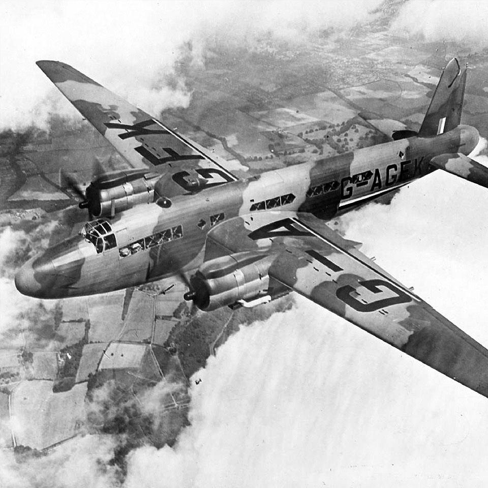 Vickers Warwick Bomber
